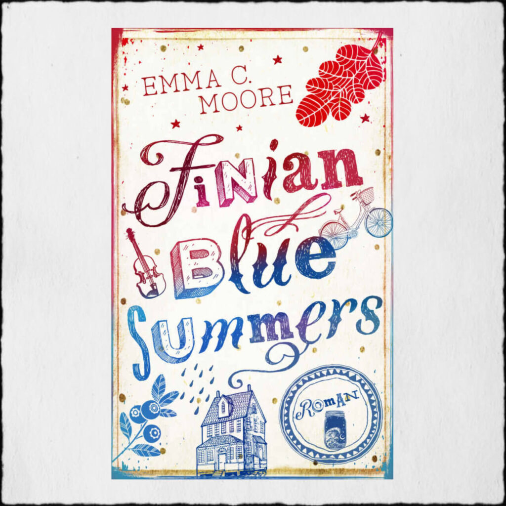 Cover Finian Blue Summer Copyright: © Emma C. Moore (alias Marah Woolf)