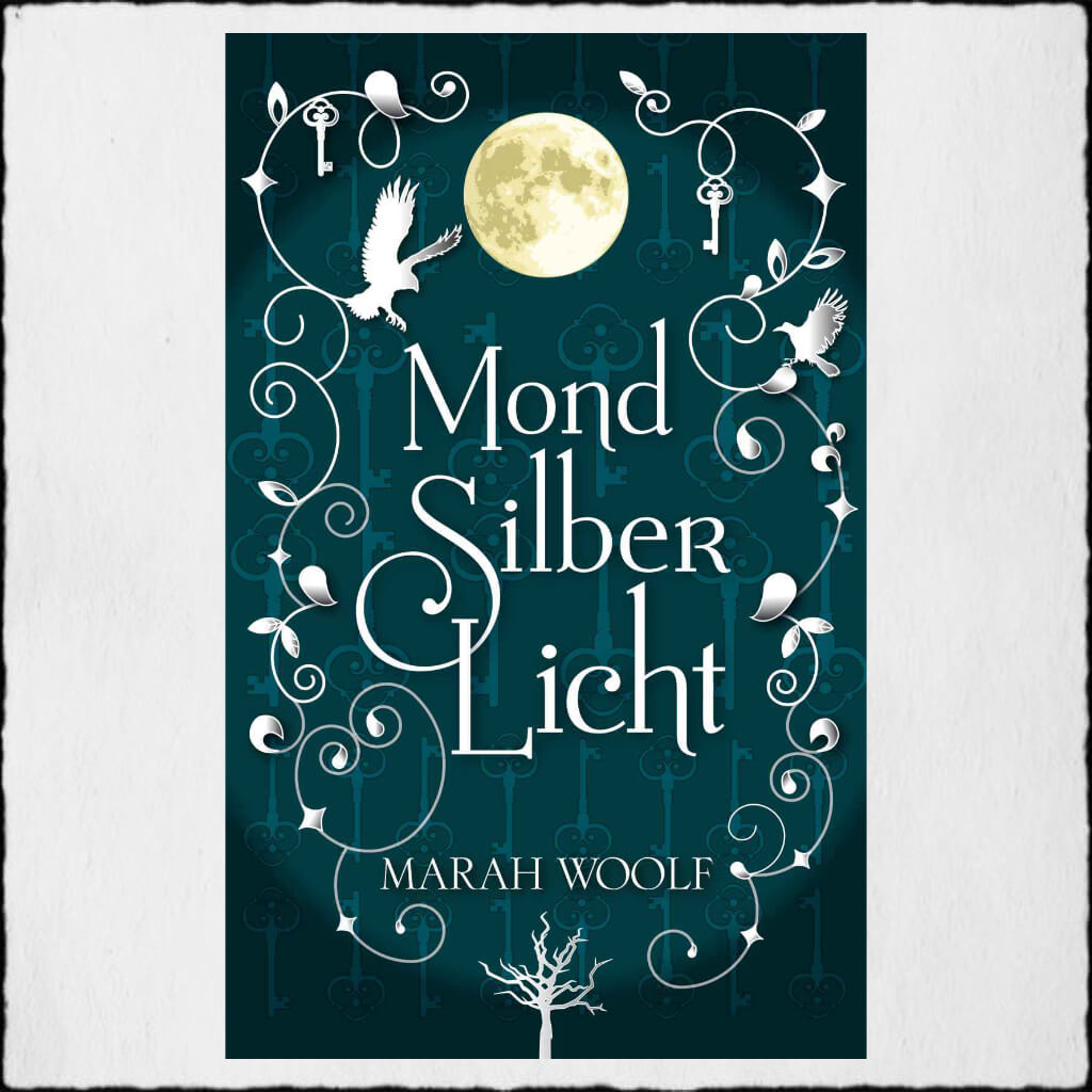 "Cover Marah Woolf: ""MondSilberLicht (MondLichtSaga 1)"" © 2011 Marah Woolf (Selfpublishing)"