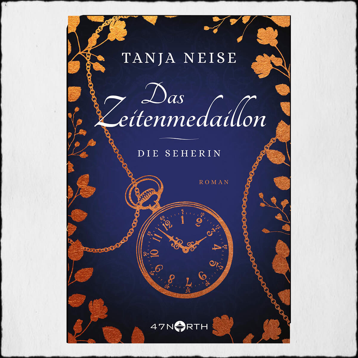 "Cover: Tanja Neise ""Das Zeitenmedaillon - Die Seherin © 2019 Tanja Neise 47North by Amazon"