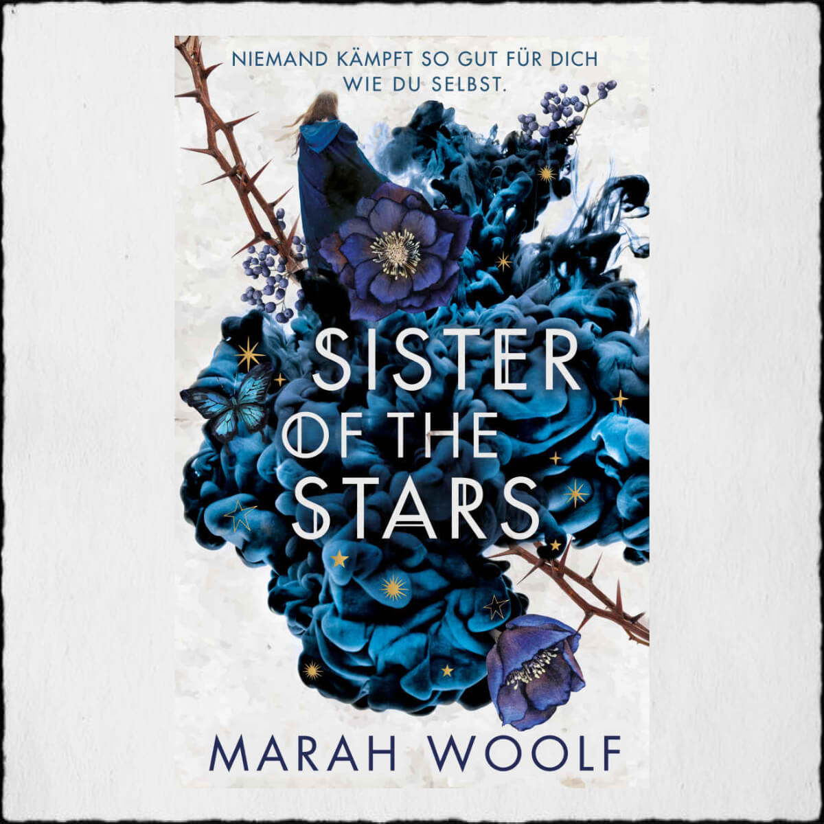 "Marah Woolf ""Sister of the Stars - HexenSchwesternSaga 1"" © 2020 Marah Woolf in Selbstpublikation"
